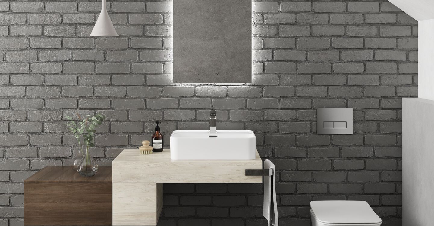 Towel rail - Bordo