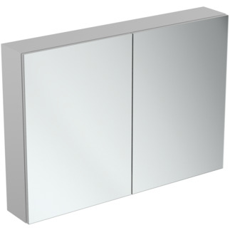 UNB_Mirror+light_T3498AL_Cuto_NN_mirror-cabinet-mid;100x70
