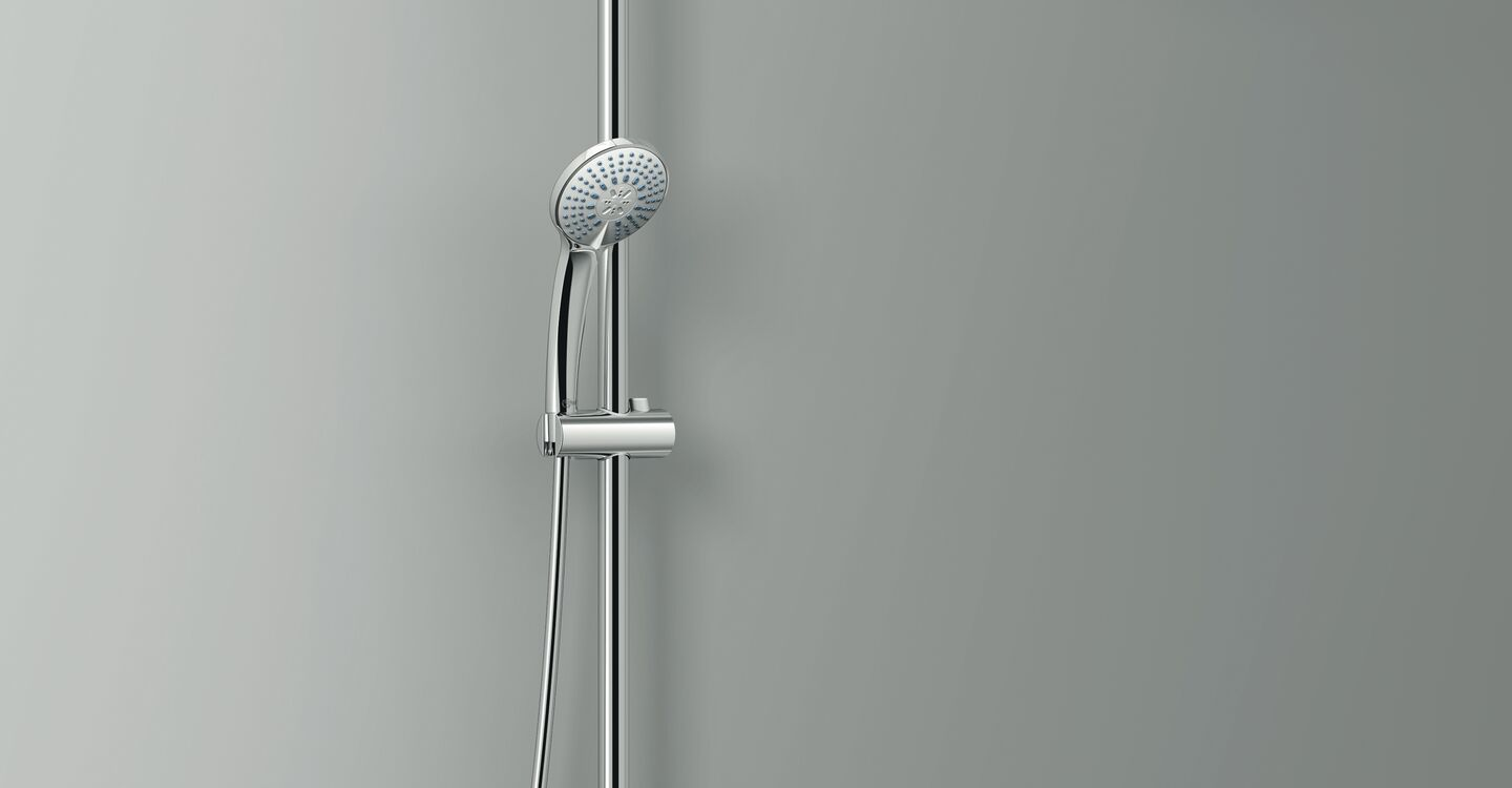 Idealrain shower system Luxe